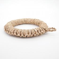sous-plat dessous de théière japonais en corde Ø18cm MARUWA NABESHIKI