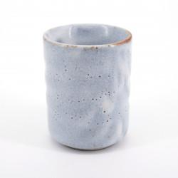 japanese grey teacup NEZUMISHINO