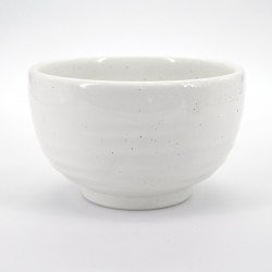 Ø16xH9,8cm ceramic bowl for any use 3 colours choice KOHIKI SHIRO