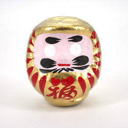 japanese doll, abundance, DARUMA, golden
