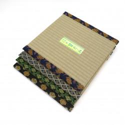 sottopentola quadrata per teiera, TATAMI, colore a tua scelta