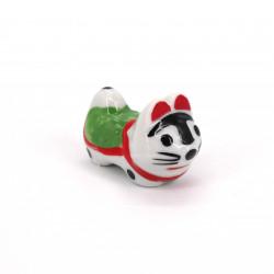 Reposa palillos perro japones, INU, verde