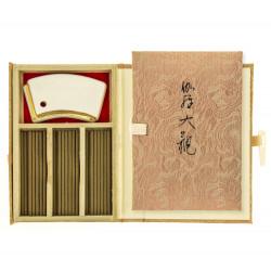 Libro piccolo 45 bastoncini di incenso, KYARA TAIKAN, Kyarade Grandi aspettative
