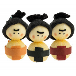 japanese okiagari doll, SUMO, fighter