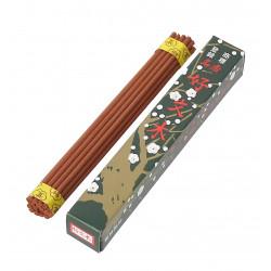 Confezione da 25 bastoncini di incenso, KOBUNBOKU, sandalo, cannella e anice stellato