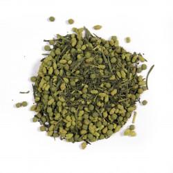 thé vert japonais Matcha Arare genmaicha