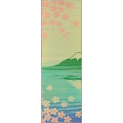 Tapis de Yoga Tatami Naturel Japonais - Sakura-Fuji