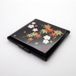 miroir de poche noir, SYUNJU, automne