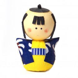 poupée japonaise okiagari, DANJI, garçon