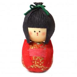 poupée japonaise okiagari, JOJI, fille