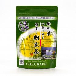 Tè verde in polvere giapponese raccolto in primavera FUNMATSUCHA