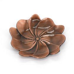 Bronzefarbener Metalluntersetzer / -becher - SUCHIRUFURAWA