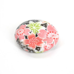 Porta palillos de cerámica japonesa - HANA