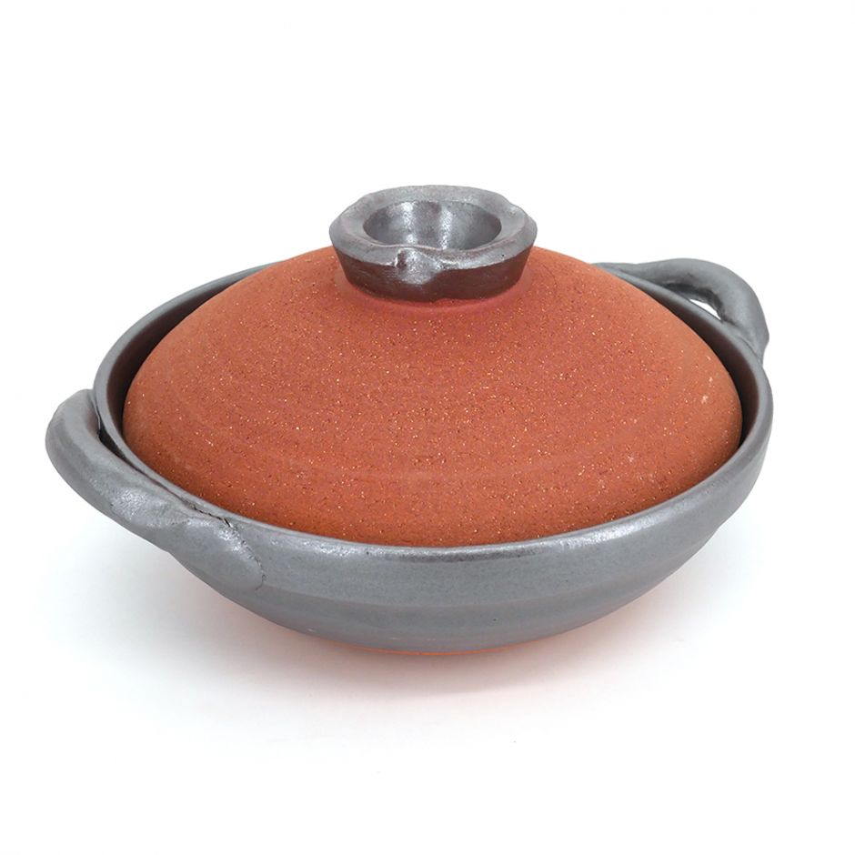 Japanese clay pot - DONABE, made in Japan