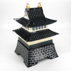 large lunch box - jyubako, SHIRO, medieval castle MATSUE
