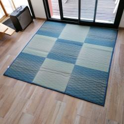 alfombra japonesa tradicional en paja de arroz, BURU