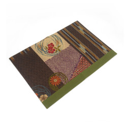 Set de table en tissu - SAMAZAMANA - marron