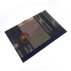 Set de table en tissu - SAMAZAMANA - bleu