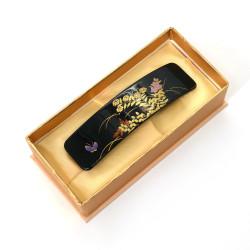 Japanese resin hair clip, HANA MIYABI