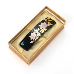 Japanese resin hair clip, TESSEN