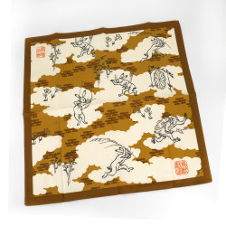 Japanese furoshiki, HILLS AND FIELDS