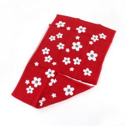 Bandeau épais japonais en coton, SAKURA FUBUKI