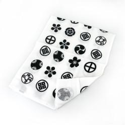 Bandeau épais japonais en coton, KAMON