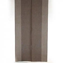 Japanese noren cotton curtain, CHAIRO NO KATEN