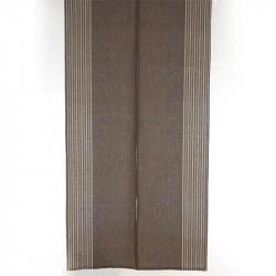 Japanese noren cotton curtain, CHAIRO NO KATEN