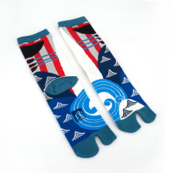 Japanese tabi cotton socks, HORITSUYA