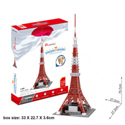 3D Puzzle, TOKYO TOWER