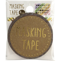 Thin masking tape, Coloured strips, STIPE COLORFUL WASHI TAPE