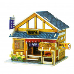 Small 3D Puzzle, IZAKAYA