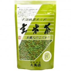 Japanese green tea Matcha Arare genmaicha