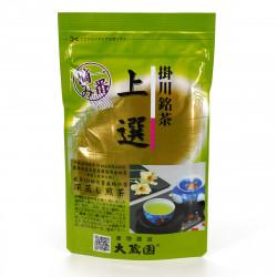 japenese green tea Sencha JOSEN. harvested in spring