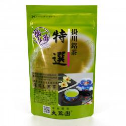japenese green tea Sencha TOKUSEN. harvested in spring
