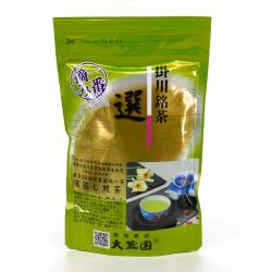 japenese green tea Sencha SEN. harvested in spring