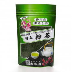 japenese green tea Konacha TOKUJO. harvested in summer