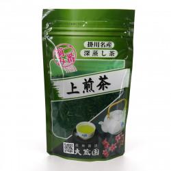 Japanese green tea Sencha JO harvested in summer