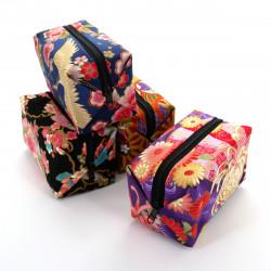 Japanese make-up bag, 1840, random color