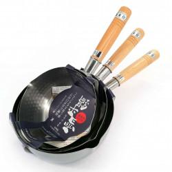 Stainless steel saucepan, YOSHIKAWA YUKIHIRA