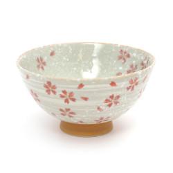 bol à riz japonais chawan MYA36615 ROSE