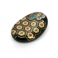 Soporte para palillos de cerámica japonesa, MATSU