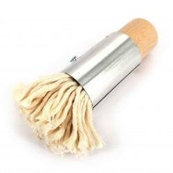 Cast iron oiling brush - ABURA