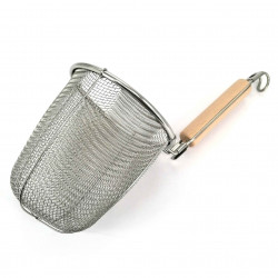 Deep colander for ramen - RAMEN TEBO