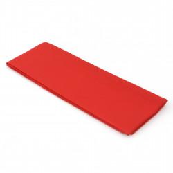 Japanese traditional red obi belt in polyester, OBI