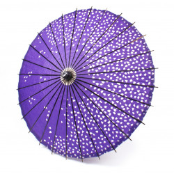 japanese umbrella purple sakura