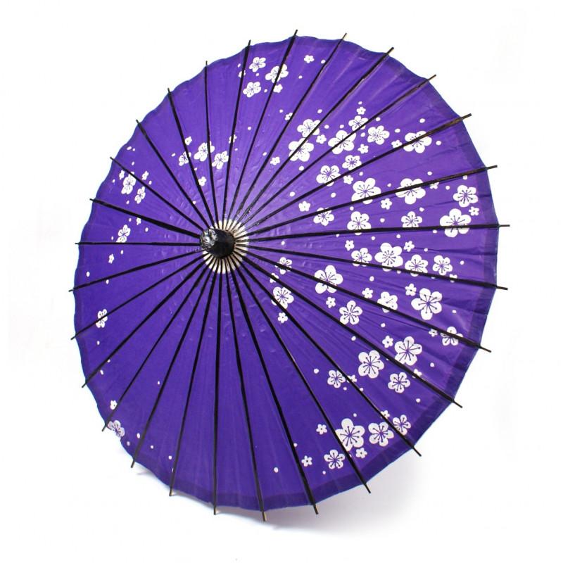 japanese umbrella purple ume