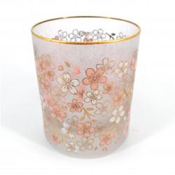 Japanese straight glass, EL DORADO SAKURA
