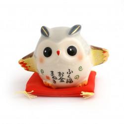 japanese owl OKANE-MANEKI 1110